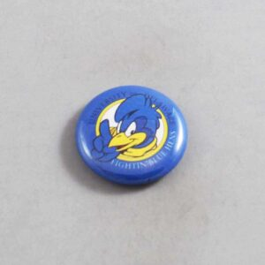 NCAA Delaware Fightin' Blue Hens Button 05