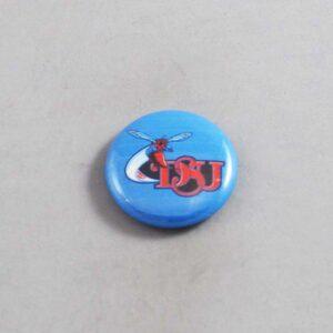 NCAA Delaware State Hornets Button 01