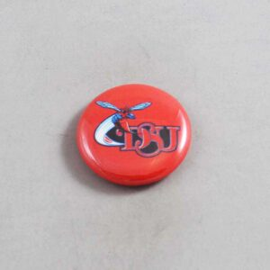 NCAA Delaware State Hornets Button 02