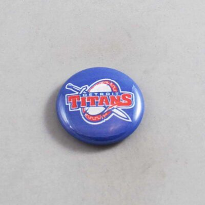NCAA Detroit Mercy Titans Button 01