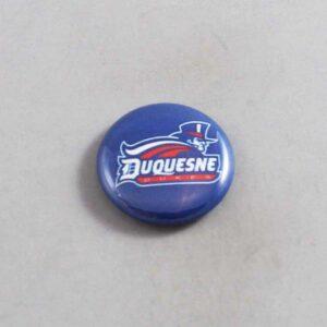 NCAA Duquesne Dukes Button 01