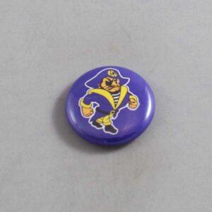 NCAA East Carolina Pirates Button 02