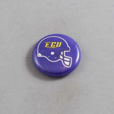 NCAA East Carolina Pirates Button 03