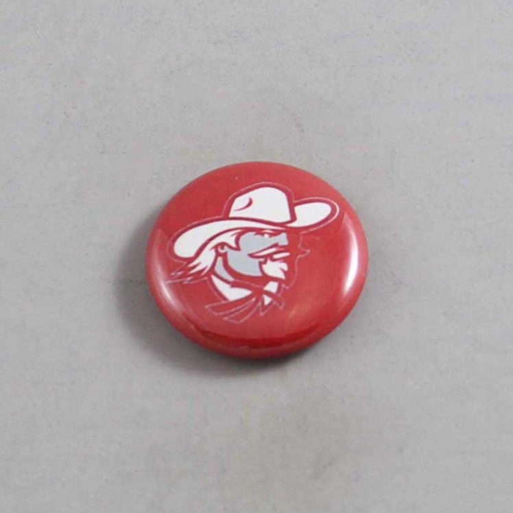 NCAA Eastern Kentucky Colonels Button 02