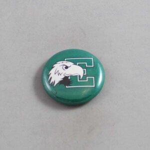 NCAA Eastern Michigan Eagles Button 01