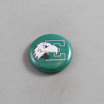 NCAA Eastern Michigan Eagles Button 01