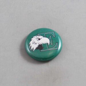 NCAA Eastern Michigan Eagles Button 02