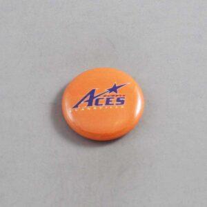 NCAA Evansville Purple Aces Button 02
