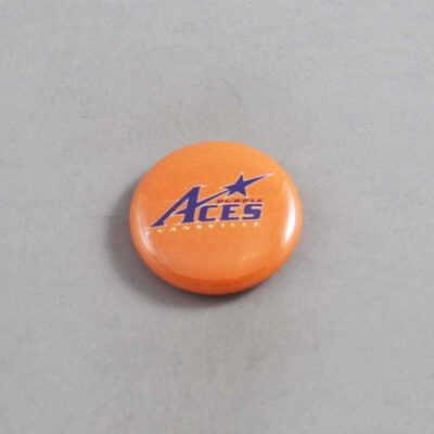 NCAA Evansville Purple Aces Button 02