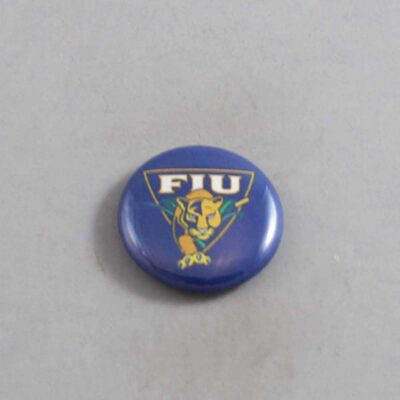 NCAA Florida International Golden Panthers Button 02