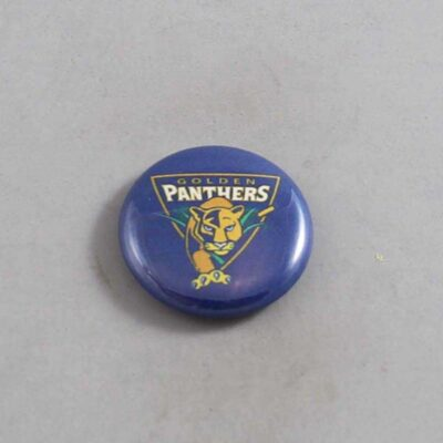 NCAA Florida International Golden Panthers Button 03