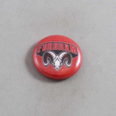 NCAA Fordham Rams Button 01