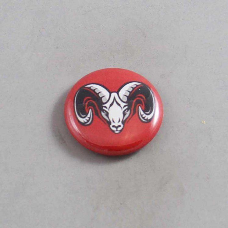 NCAA Fordham Rams Button 03