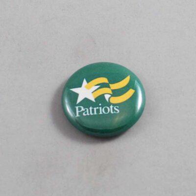 NCAA George Mason Patriots Button 02