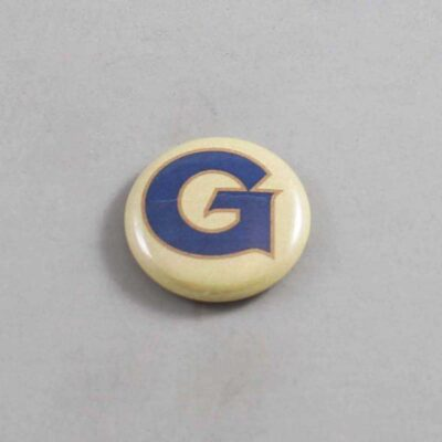 NCAA Georgetown Hoyas Button 03