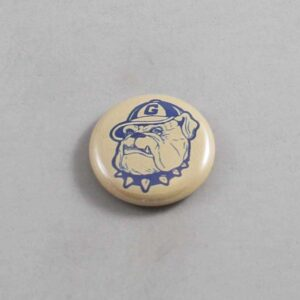 NCAA Georgetown Hoyas Button 04