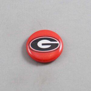 NCAA Georgia Bulldogs Button 01