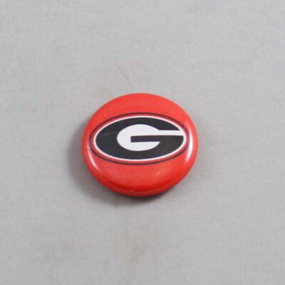 NCAA Georgia Bulldogs Button 01