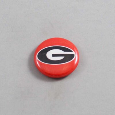 NCAA Georgia Bulldogs Button 02