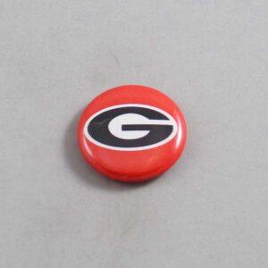 NCAA Georgia Bulldogs Button 03