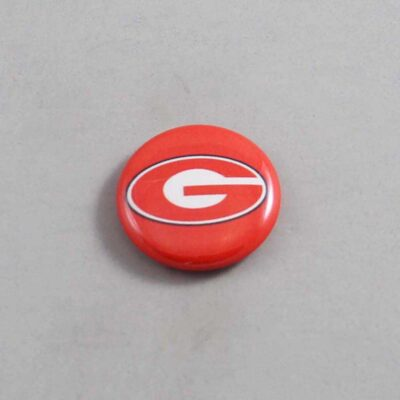 NCAA Georgia Bulldogs Button 05