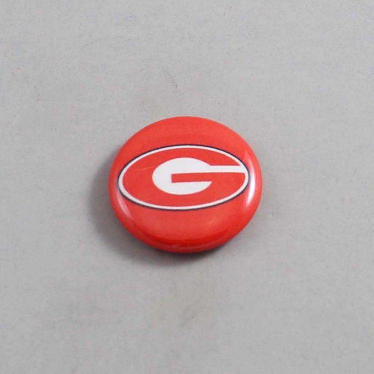 NCAA Georgia Bulldogs Button 05