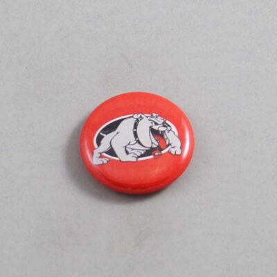 NCAA Georgia Bulldogs Button 07