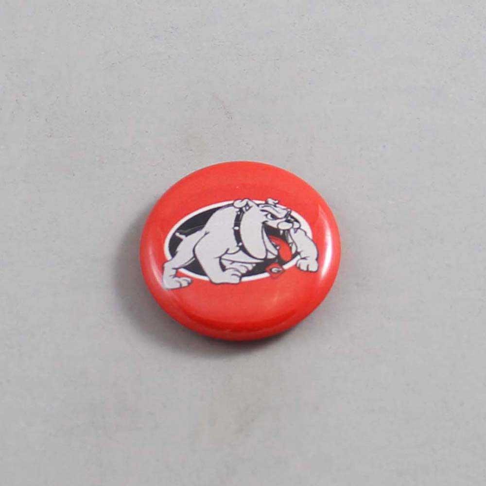 NCAA Georgia Bulldogs Button 07