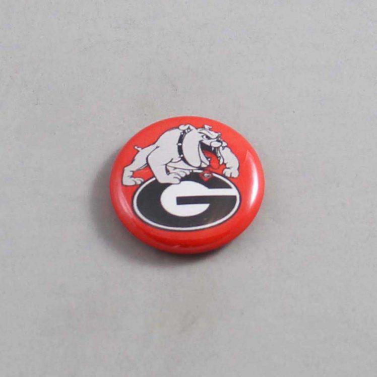 NCAA Georgia Bulldogs Button 08