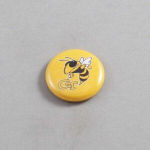 NCAA Georgia Tech Yellow Jackets Button 02