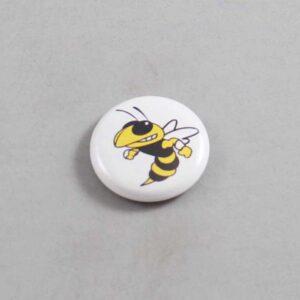 NCAA Georgia Tech Yellow Jackets Button 07
