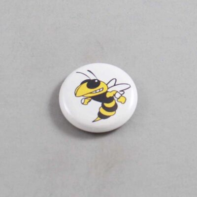 NCAA Georgia Tech Yellow Jackets Button 07