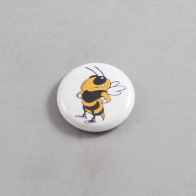 NCAA Georgia Tech Yellow Jackets Button 09