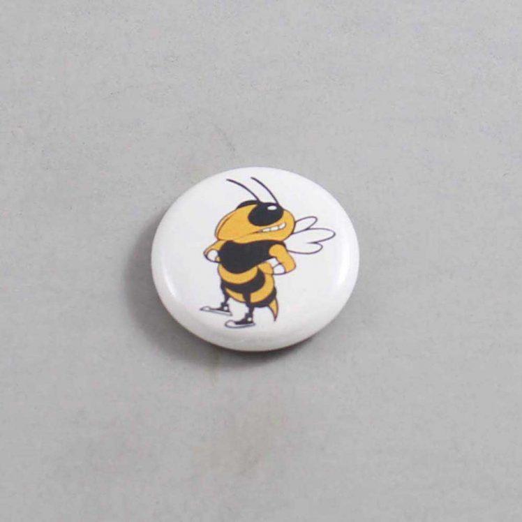 NCAA Georgia Tech Yellow Jackets Button 09