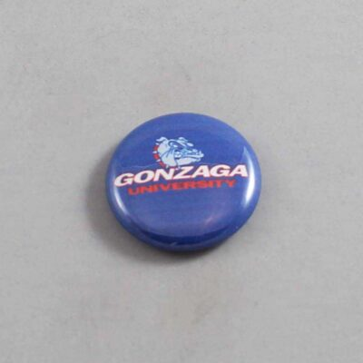 NCAA Gonzaga Bulldogs Button 01