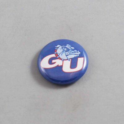 NCAA Gonzaga Bulldogs Button 02