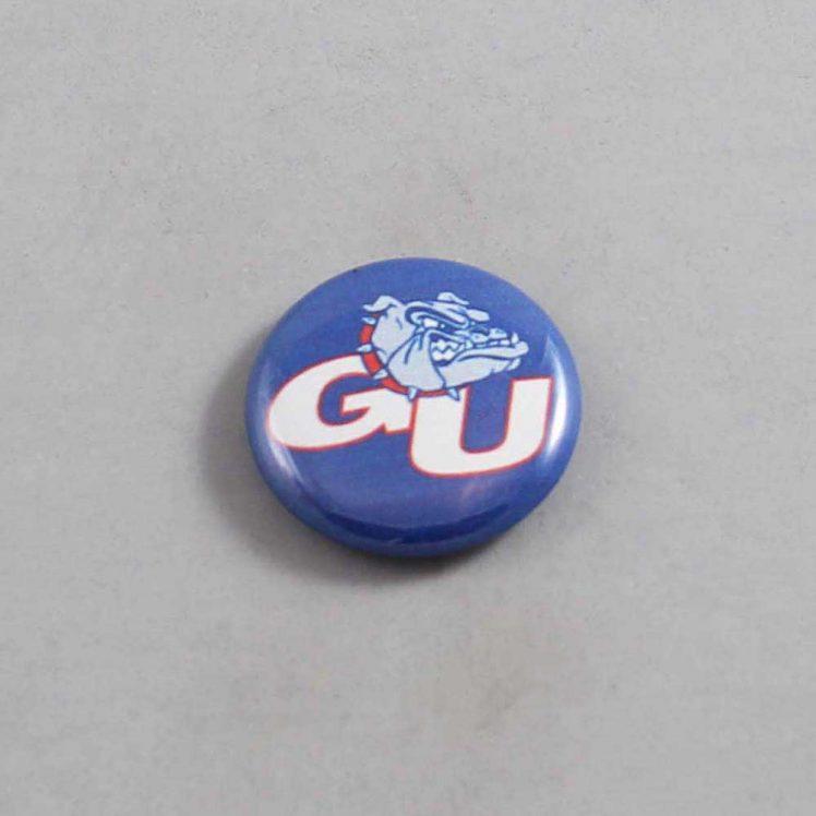 NCAA Gonzaga Bulldogs Button 02