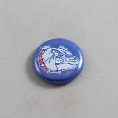 NCAA Gonzaga Bulldogs Button 03