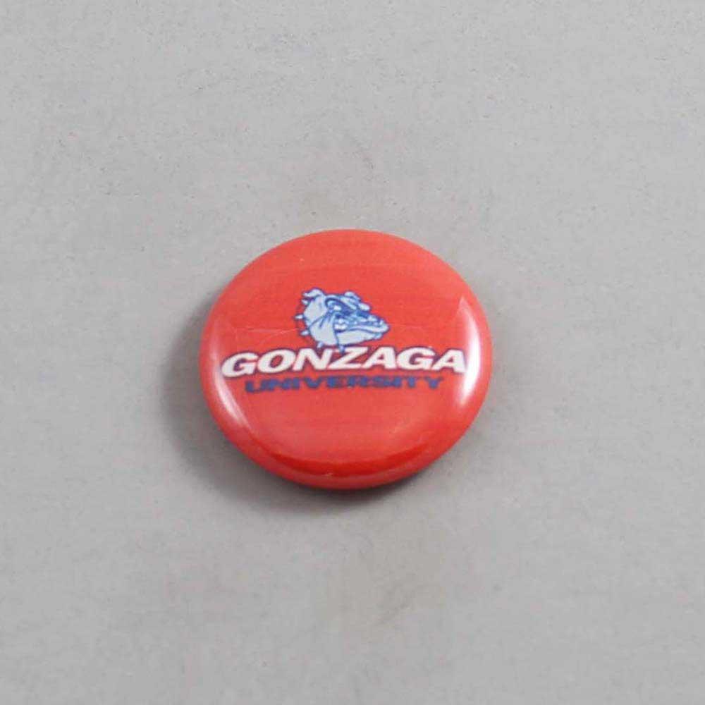 NCAA Gonzaga Bulldogs Button 04