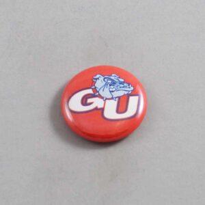 NCAA Gonzaga Bulldogs Button 05