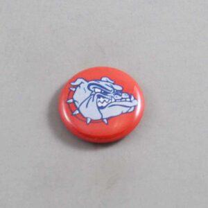 NCAA Gonzaga Bulldogs Button 06