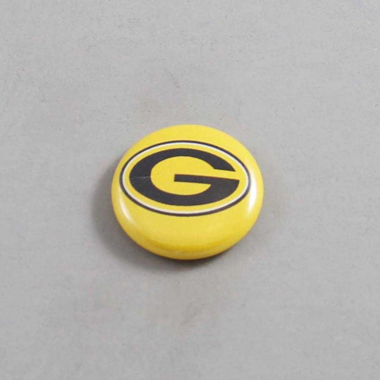 NCAA Grambling State Tigers Button 01
