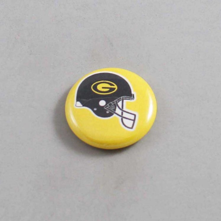 NCAA Grambling State Tigers Button 02