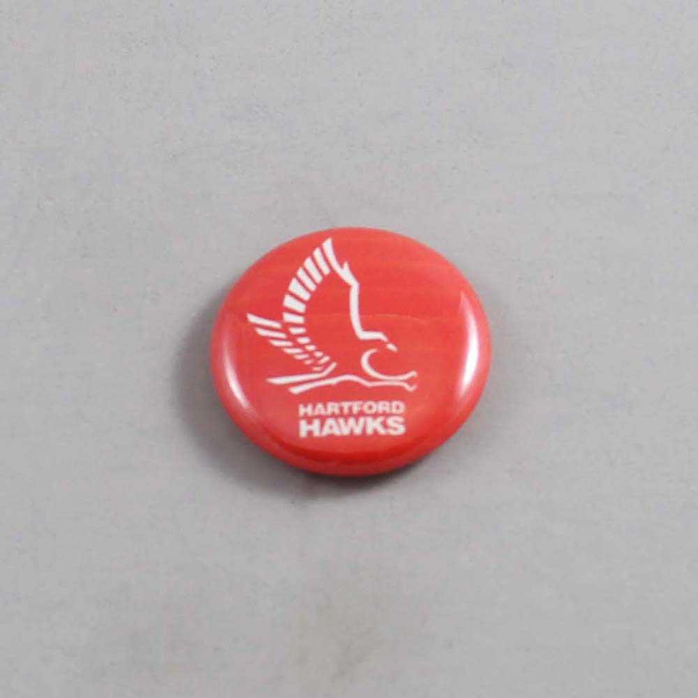 NCAA Hartford Hawks Button 01
