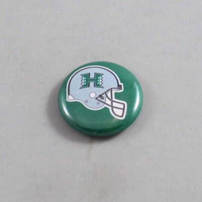NCAA Hawaii Warriors Button 02