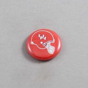 NCAA Houston Cougars Button 02