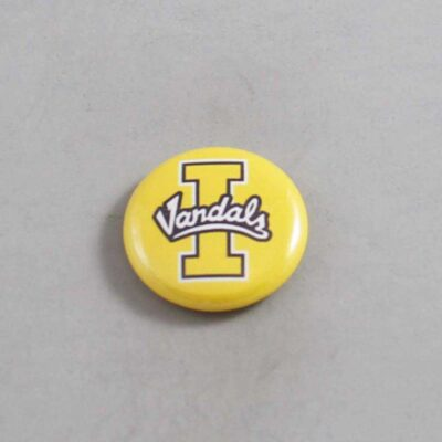 NCAA Idaho Vandals Button 01