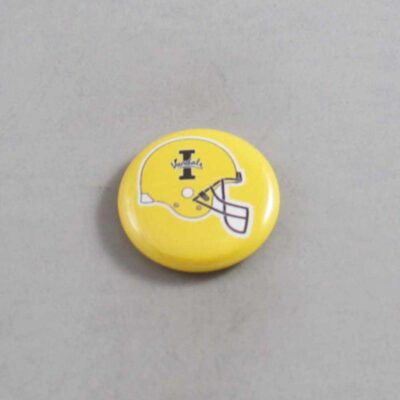 NCAA Idaho Vandals Button 02