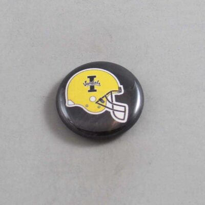 NCAA Idaho Vandals Button 04