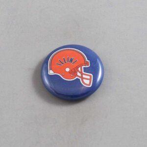 NCAA Illinois Fighting Illini Button 03